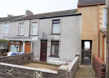 Thumbnail 2 bed terraced house for sale in Cefn Road, Swansea