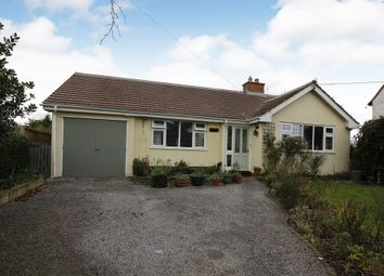 Thumbnail 3 bed detached bungalow for sale in Tyburn, Auberrow, Hereford
