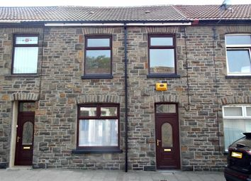 Thumbnail 3 bed terraced house for sale in Robert Street, Ynysybwl, Pontypridd