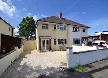Thumbnail 3 bed semi-detached house for sale in Hatherley Road, Cheltenham