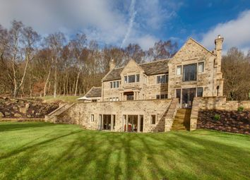 Thumbnail 6 bed detached house for sale in Burbage House, Upper Padley, Grindleford, Hope Valley, Derbyshire