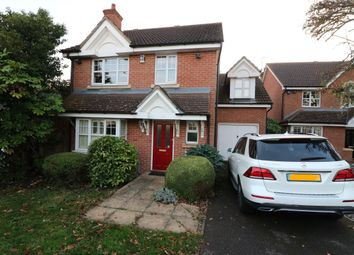 Thumbnail 4 bed detached house for sale in Tomswood Hill, Ilford
