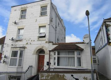 Thumbnail 1 bedroom flat to rent in Dane Hill, Margate