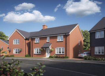 "Thumbnail 4 bed detached house for sale in ""The Chedworth"" at Stane Street, Billingshurst"