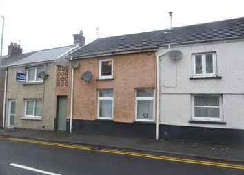 Thumbnail 1 bed property to rent in Richmond Terrace, Carmarthen, Carmarthenshire