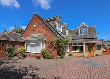 Thumbnail 5 bed detached house for sale in New Tempest Road, Chew Moor, Bolton