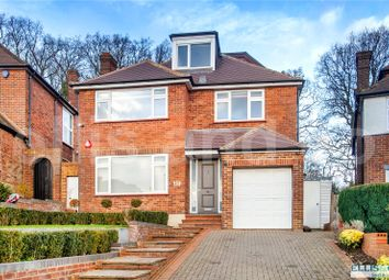 Thumbnail 5 bed detached house for sale in The Reddings, Mill Hill, London