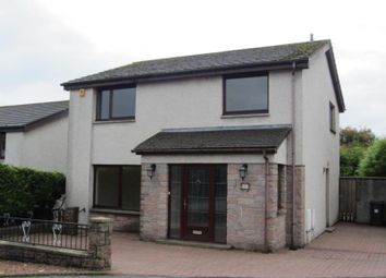 Thumbnail 4 bed detached house to rent in Wallacebrae Road, Danestone
