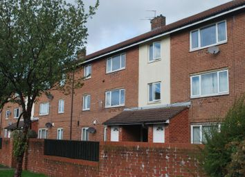 Thumbnail 2 bed flat for sale in Lutterworth Road, Benton, Newcastle Upon Tyne