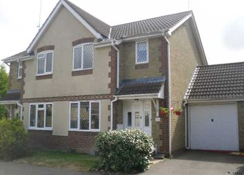 Thumbnail 2 bed semi-detached house to rent in Maidenbower, Crawley, West Sussex