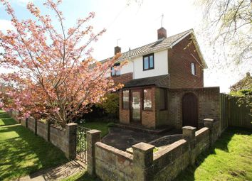 Thumbnail 3 bed end terrace house for sale in Melbourne Way, Goring By Sea, Worthing