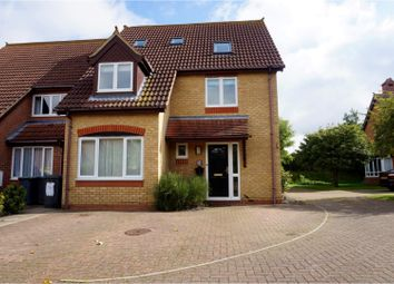 Thumbnail 4 bed detached house for sale in Fieldfare, Sandy