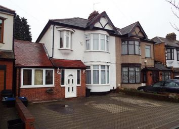 Thumbnail 3 bed semi-detached house for sale in Ilford, London, United Kingdom