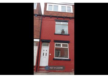 Thumbnail 3 bedroom terraced house to rent in Dawlish Avenue, Leeds