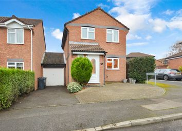 3 bed link-detached house for sale in Drake Road, Willesborough, Ashford TN24