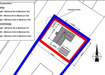 Thumbnail Land for sale in Efailwen, Clynderwen