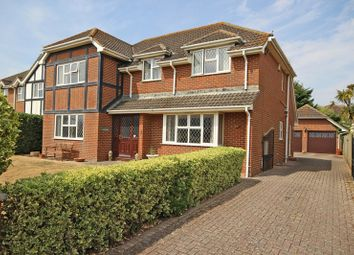 Thumbnail 4 bed detached house for sale in Sandmartin Close, Barton On Sea, New Milton