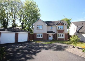 Thumbnail 4 bed detached house for sale in Lapsley Avenue, Paisley, Renfrewshire