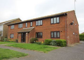 Thumbnail 1 bed flat to rent in Cavell Avenue, Peacehaven