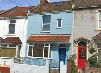 Thumbnail 3 bed terraced house for sale in Washington Avenue, Easton, Bristol