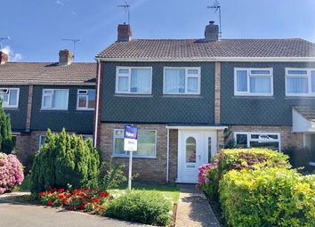 Thumbnail 3 bed terraced house for sale in Suffolk Crescent, Taunton