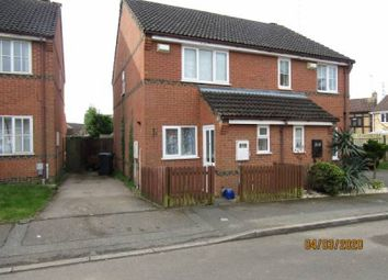 Thumbnail 2 bed semi-detached house to rent in Mannington Gardens, Northampton
