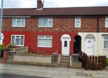 Thumbnail 3 bed terraced house for sale in Haselbeech Crescent, Liverpool, Merseyside, United Kingdom
