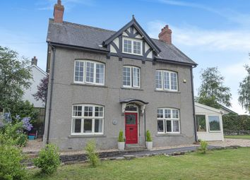 Thumbnail 6 bed detached house for sale in Brecon 4 Miles, Llangorse