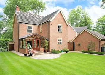 Thumbnail 4 bed detached house for sale in North Road, Ripon