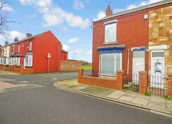 Thumbnail 2 bed terraced house for sale in Hampden Street, South Bank, Middlesbrough