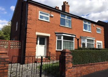 Thumbnail 3 bed semi-detached house for sale in Milwain Road, Burnage, Manchester