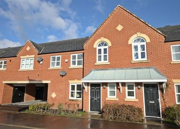Thumbnail 3 bed terraced house for sale in Dodd Drive, Warrington