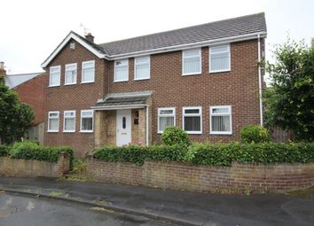 Thumbnail 4 bed detached house for sale in Cliff Road, Ryhope, Sunderland