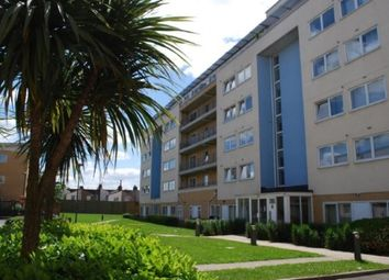 Thumbnail 2 bed flat for sale in Flint Close, London