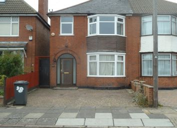 3 bed semi-detached house to rent in Evesham Road, West End, Leicester LE3