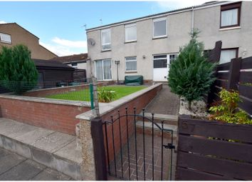 Thumbnail 3 bed terraced house for sale in Howdenburn Court, Jedburgh
