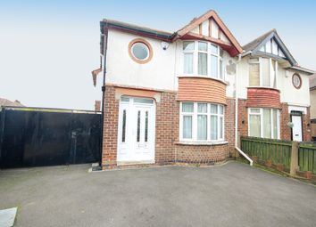 Thumbnail 3 bed semi-detached house for sale in The Circle, Sinfin, Derby