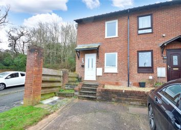 Thumbnail 2 bed end terrace house for sale in St. Albans Close, Exeter, Devon