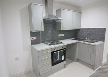 Thumbnail 1 bed maisonette to rent in Roundhay Road, Leeds, West Yorkshire