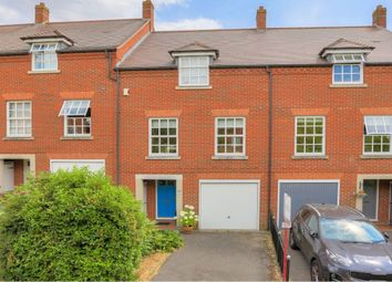 Thumbnail 4 bed terraced house for sale in Goldsmith Way, St. Albans