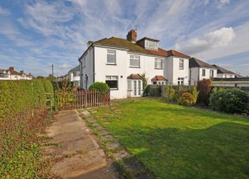 Thumbnail 3 bed semi-detached house for sale in Large Period House, Blaen Y Pant Place, Newport