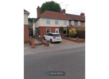 Thumbnail 4 bed end terrace house to rent in Hawthorne Crescent, Barnsley
