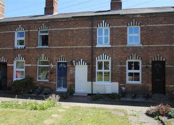 Thumbnail 2 bed terraced house for sale in Willow Cottages, Hereford Road, Shrewsbury