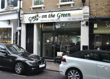 Thumbnail Restaurant/cafe to let in The Green, Winchmore Hill, London