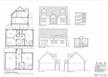 Thumbnail 3 bed detached house for sale in Jacksons Yard, Brotherton, Knottingley