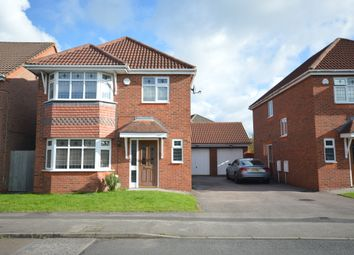Stockley Crescent, Shirley, Solihull B90. 4 bed detached house