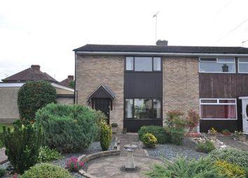 Thumbnail 3 bed semi-detached house for sale in Finchams Close, Linton, Cambridge