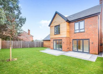 5 bed detached house for sale in Yateley Drive, Barton Seagrave, Kettering NN15