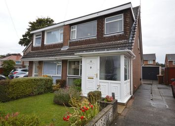 Thumbnail 3 bed semi-detached house for sale in Dunham Close, Wirral