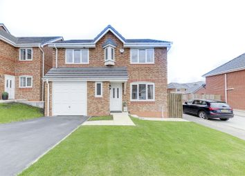Thumbnail 4 bed detached house for sale in Varley Close, Bacup, Lancashire